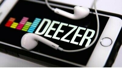 DEEZER PREMIUM 1 Month Subscription individual NEW and Unused Account Hurry Up