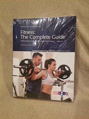 Fitness The Complete Guide Edition 9.0 Official Text for ISSAs Certified Course