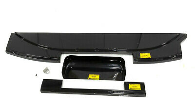 FIVE STAR BODIES Dodge Charger 1/4 Windows, 470-6535-CB