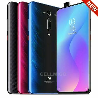 "Xiaomi MI 9T (64GB, 6GB RAM) 6.39"", Dual SIM GSM Unlocked (US + Global 4G LTE)"