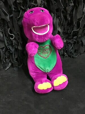BARNEY SINGING I Love You 11