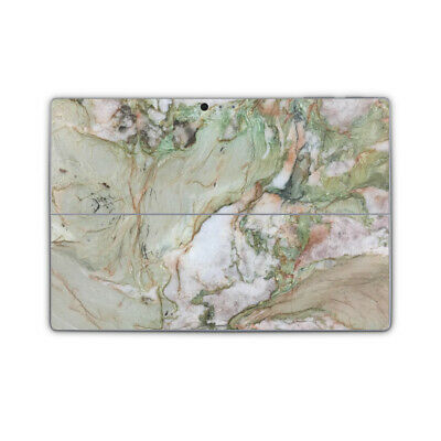 Jade Green Marble Removable Vinyl Skin Sticker Wrap Cover to fit Surface Pro