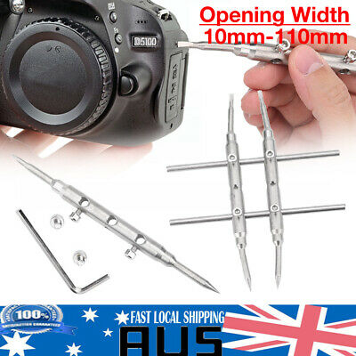 Professional Spanner Wrench Repair Maintenance Tools for DSLR Camera Lens AU