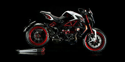 MV Agusta Dragster RR Lewis Hamilton Limited Edition