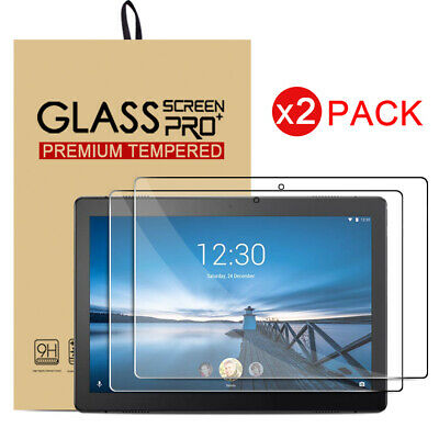 """For Lenovo Tab M10 10.1"""" 9H Premium Tempered Glass Screen Protector HD Film"""
