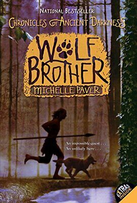 NEW - Chronicles of Ancient Darkness #1: Wolf Brother by Paver, Michelle