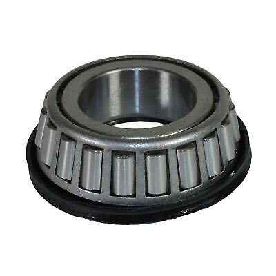 "2 PACK Trailer Trolley Wheel Hubs & Stub Axles 4"" PCD With Nuts & Caps 750kg"