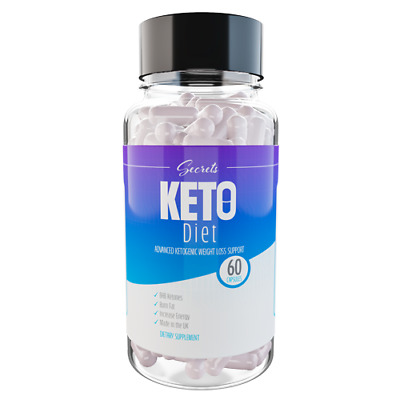 KETO DIET 60 CAPS | Keto BHB | KETOSIS | weight loss |  Shark Tank