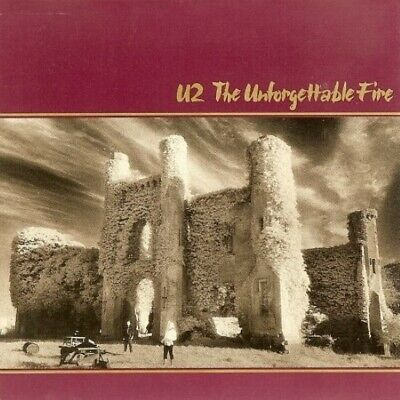 The Unforgettable Fire - U2 - CD