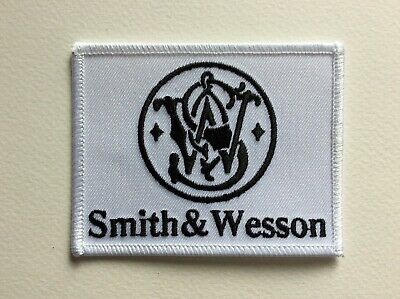 D450 Patch Ecusson Smith & Wesson 8 Cm