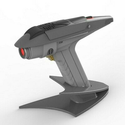Discovery SEC 31 Phaser - Star Trek - Cosplay - 3d printed + moving parts + LEDs