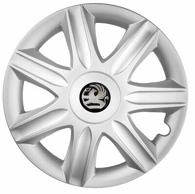 4x16/'/' Wheel trims hub caps fit Vauxhall Astra Vectra Zafira Vivaro  16/'/'