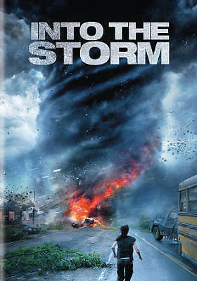 Into the Storm (DVD, Region 1) Very Good condition from personal collection!