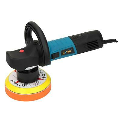 KATSU Electric Dual Action Car Polisher 850W 3M Cable - UK Seller