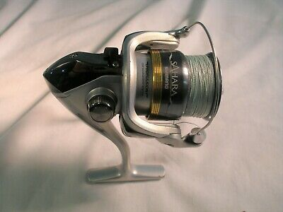 af02d0d1b4e SHIMANO SUSTAIN 2500FD Spinning Fishing Reel. Made in Japan ...