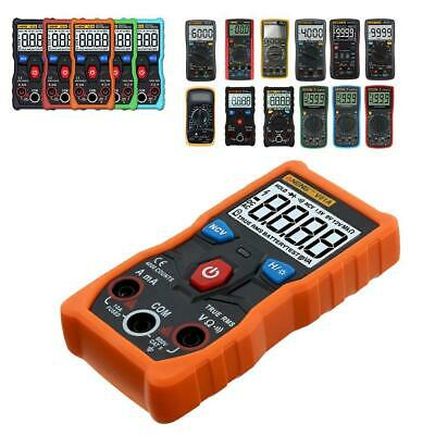 Aneng Data Test Multimeter Ncv Digital Lcd Ac Dc Voltmeter Electric Voltage JL