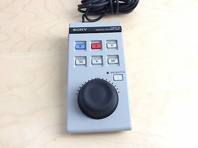 Sony Dsrm-10 Wired Remote Control Unit