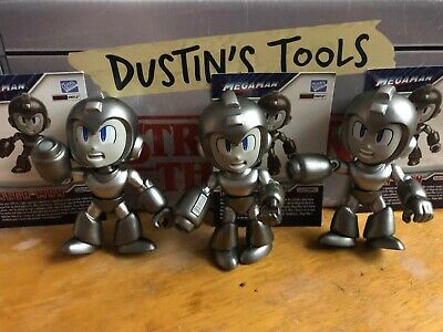 The Loyal Subjects Mega Man Hot Topic Exclusive Metallic
