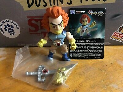 The Loyal Subjects Thundercats Lion-O Vinyl Figure Metallic Hot Topic Exclusive