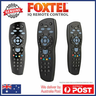 Foxtel Remote Control for iQ1, iQ2, iQ3, MyStar, MyStar2 100% GENUINE