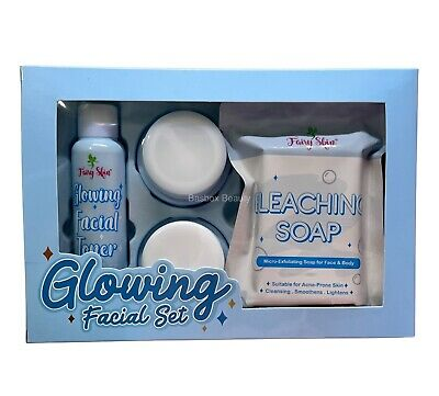 Fairy Skin GLOWING FACIAL SET - US Authorized Distributor