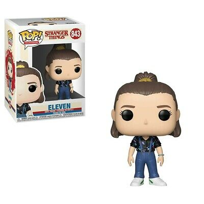 Funko Pop! Stranger Things Season 3 Eleven #843 Vinyl Figure IN STOCK