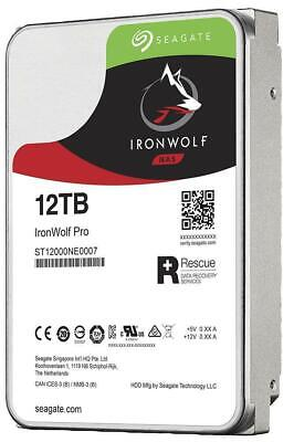 "IronWolf™ Pro Business 3.5"" SATA 6Gb/s NAS Hard Drive, 12TB - SEAGATE"