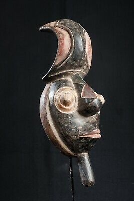 Bobo Forehead Mask, Burkina Faso, African Tribal Masks