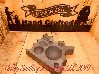 Swage Block Blacksmith Anvil Forge Tinsmith Metalworking Tool by Valley Smithey