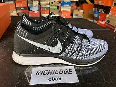 online store 3aa24 c1f88 Nike Flyknit Trainer+ Black White 2012 Size 10.5 VNDS 100% Authentic
