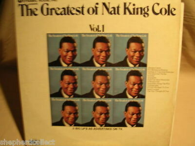 The Greatest of Nat King Cole Vol. 1 SLB-6803