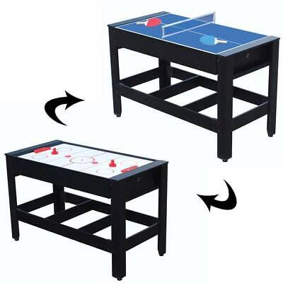 Table Top Air Hockey & Ping Pong 2 in 1 with Legs Hummingbird 02518002