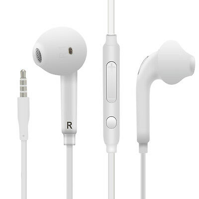 Stereo Earphone Earbuds Bass Headphone Sports Headset With Mic For Samsung Nice