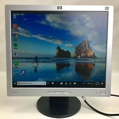 "LED PX850-61006, PX850AA#ABA,19/"" Flat Panel HP Monitor Model: L1906"