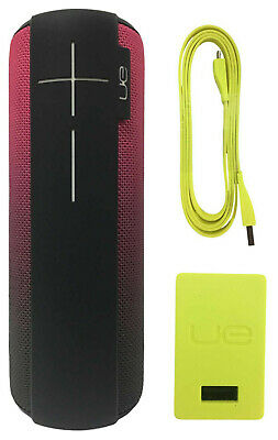 Ultimate Ears UE MEGABOOM Wireless Waterproof Portable Speaker Midnight Magenta