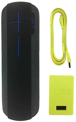Ultimate Ears UE MEGABOOM Wireless Waterproof Portable Speaker - Charcoal Black
