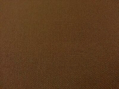 Waterproof Brown High Performance Apparel Canvas Fabric 1000D Per /Mtr