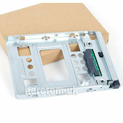 "NEW HP 2.5"" to 3.5"" SSD Hard Drive Tray Caddy Sled for Apple Mac Pro Macpro"