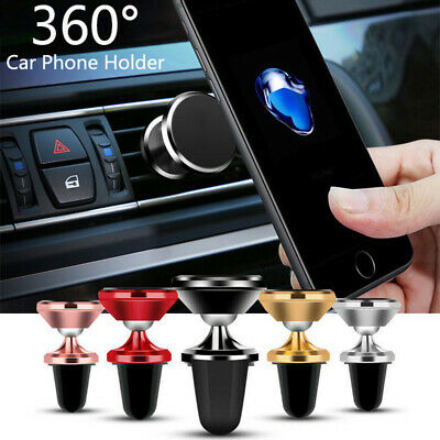 Universal Car Magnet Magnetic Vent Stand Mount Holder For Mobile Cell Phone