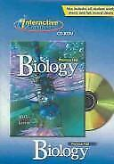 Interactive Textbook CD-ROM for Prentice Hall Biology
