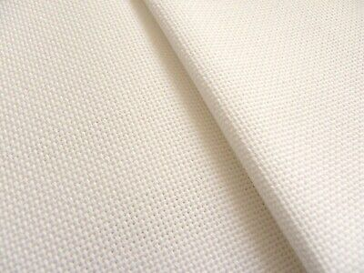 Antique White Bellana 20 Count Zweigart even weave fabric - various size options