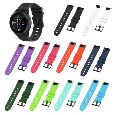 Armband Strap Silikon 22mm Watch Band For Garmin Fenix 5 / Forerunner 935 / 945
