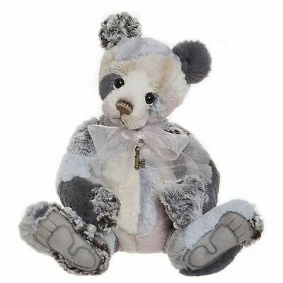 Charlie Bears Taggle Plush Collectable Teddy Bear, Fully Jointed SALE