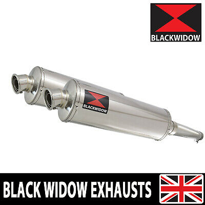 GL1500 GL 1500 Goldwing Exhaust Mufflers Oval Stainless 400SS