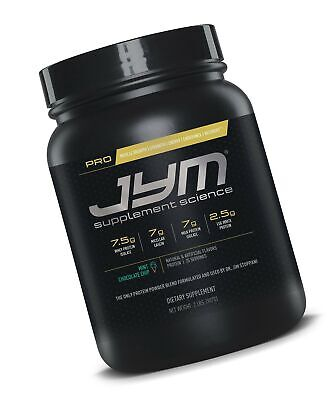 JYM SUPPLEMENT SCIENCE - PRE 20serv - Pick from 5 Flavors - Pre