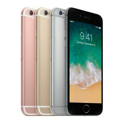 Apple iPhone 6S - 16GB | 64GB |128GB - GSM Unlocked - AT&T / T-Mobile / Global