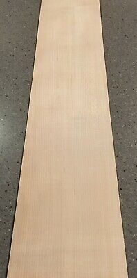 "Maple Wood Veneer: 6 Sheets (42"" X 7.5"") 13 Sq Ft"