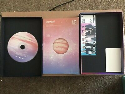 BTS World OST Album US SELLER. No Photocard
