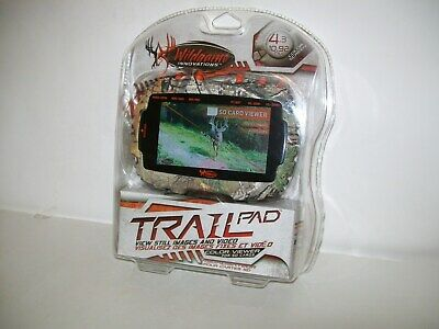 Wildgame Innovations Trail Pad View Still Images & Video Color Screen