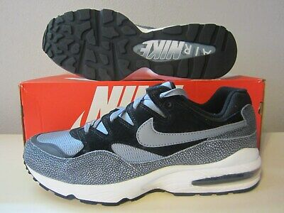 newest b9ec7 fc446 (AV8197 001) DS Nike Air Max 94 SE black cool grey sz 9.5
